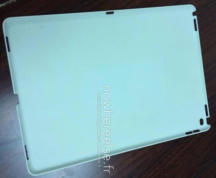 Carcasa del iPad Pro