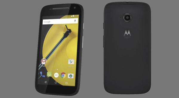 El Smartphone básico de Motorola