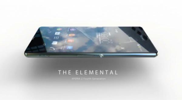 Sony apostará fuerte por Xperia Z4