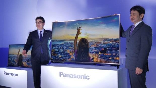 Panasonic apuesta por las curvas