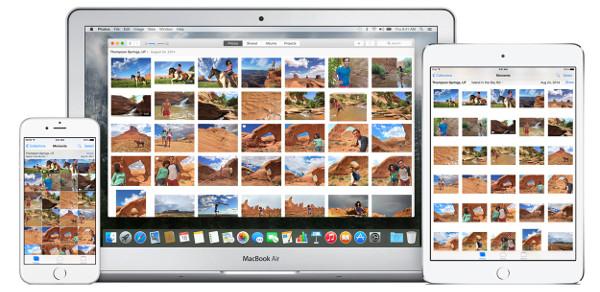Photos para integrar la gestión de imágenes en Apple