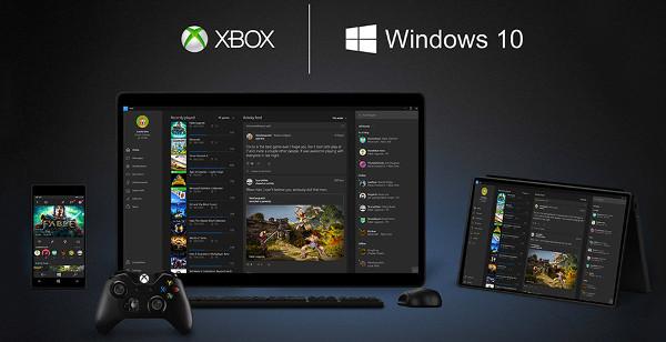 Xbox One y Windows 10
