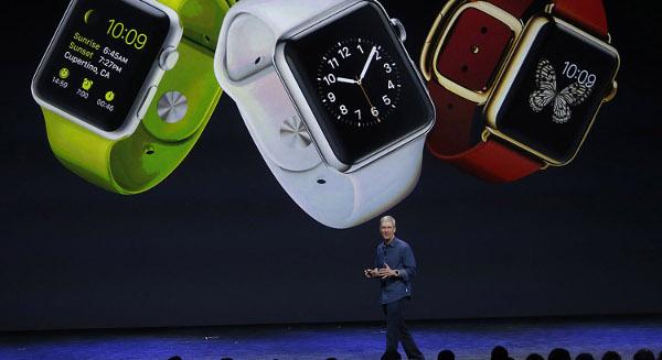 Tim Cook y sus relojes