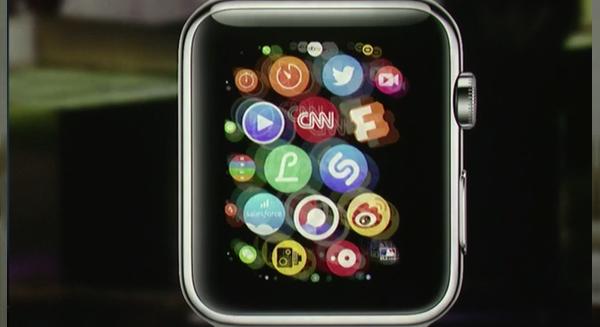 Las Apps más importantes estarán en Apple Watch