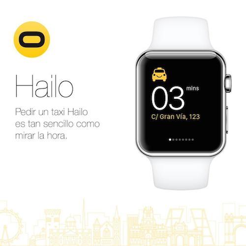 Hailo se posiciona como una app innovadora