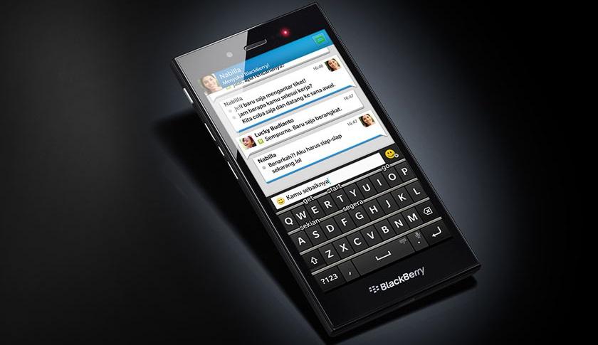 Blackberry aún no se da por vencida