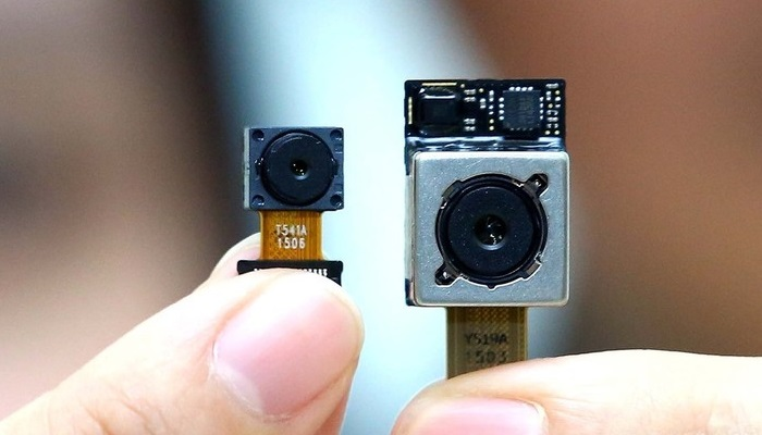 La gran y flamante nueva cámara de LG