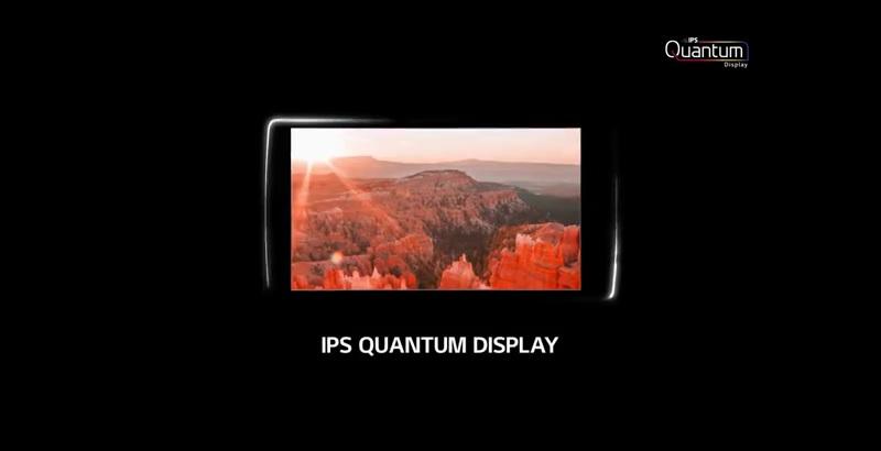 Así es el flamante frontal del LG G4
