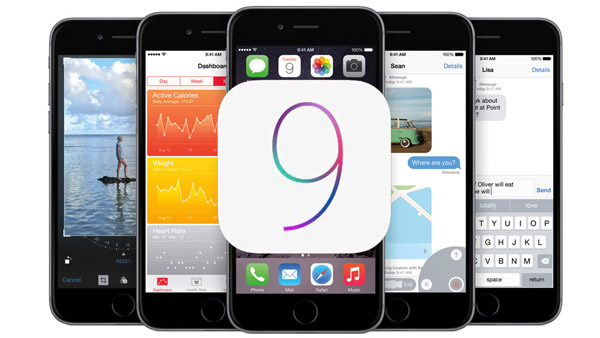 iOS 9 busca alargar la vida de viejos dispositivos