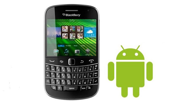 El teclado, habitual de BlackBerry, y la potencia y adaptabilidad de Android en un solo teléfono