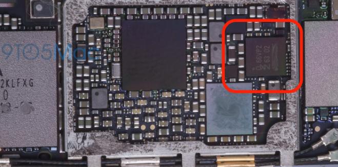 Nuevos Chips del iPhone 6s