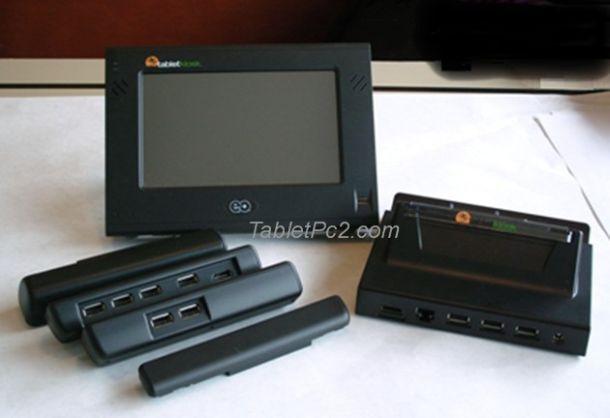 El nuevo UMPC de TabletKiosk se llama eo i7300