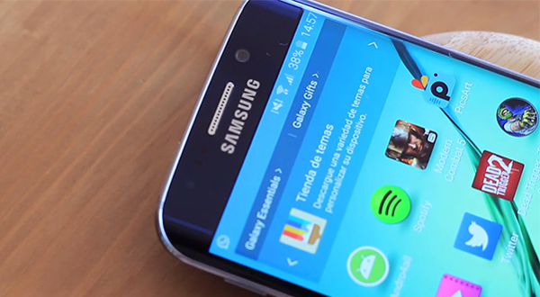 Las nuevas pantallas de Samsung alcanzarían los 2.250 ppp de densidad
