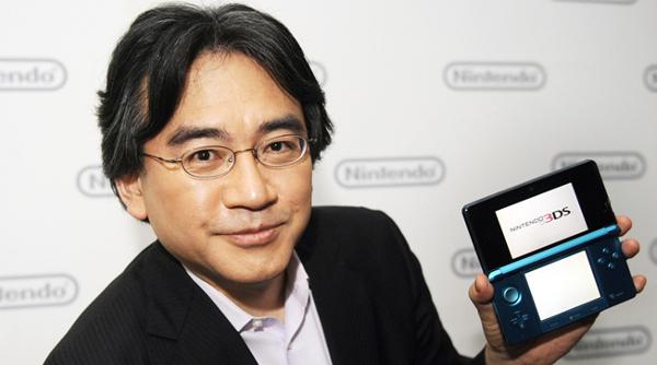 Iwata fallece a los 55 años