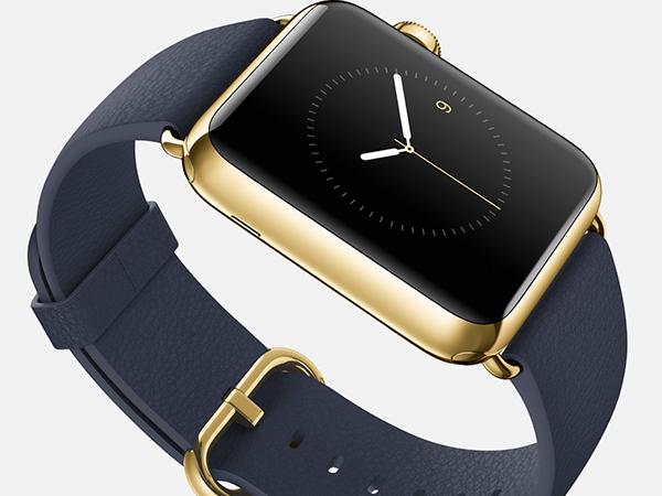 Así sería el nuevo color del Apple Watch Sport