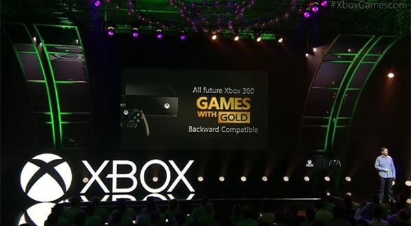 La Gamescon 2015 fue estrenada con la conferencia de Xbox
