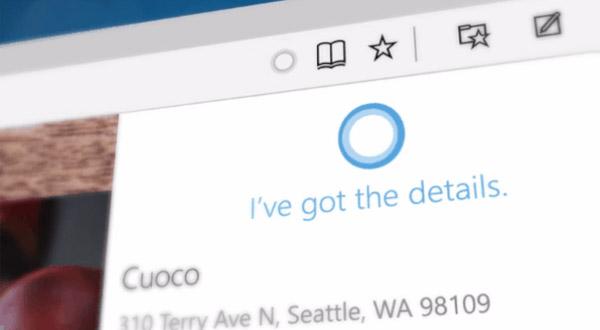 Cortana procurará volver más sencillas las acciones más básicas, como búsquedas y recordatorios