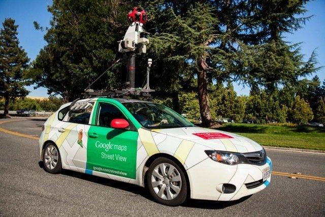 Vehículo de Google