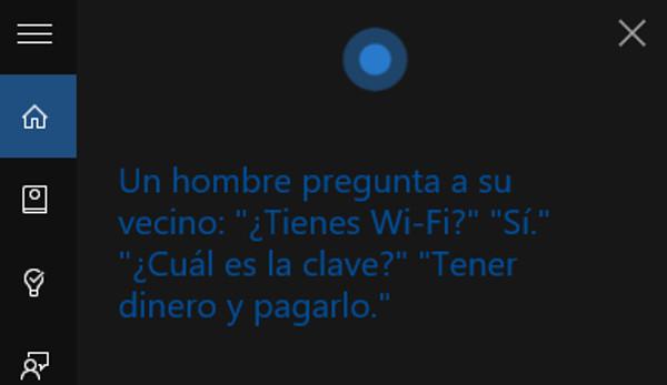 Los 12 peores chistes de Cortana en Windows 10