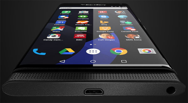 Los fans están realizando recreaciones de cómo podría verse el nuevo Androidberry