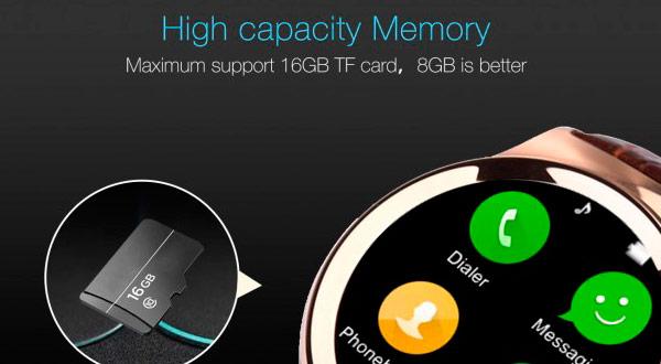 Recomiendan usar tarjetas de 8GB