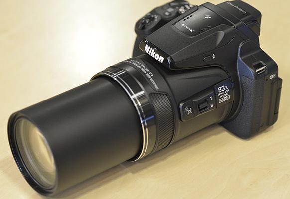 La Coolpix P900 se actualiza por dentro