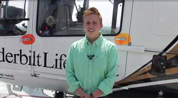 Sam Ray, el adolescente salvado gracias a Siri