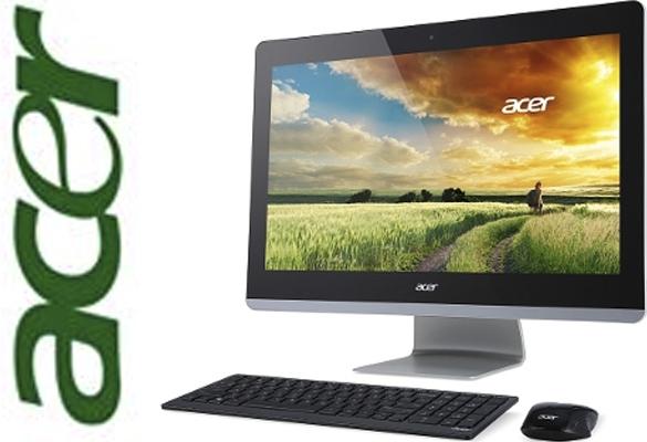 Acer apuesta también por los ordenadores all-in-one