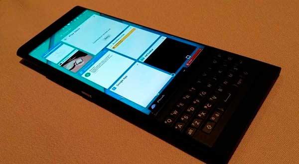 BlackBerry Vernice