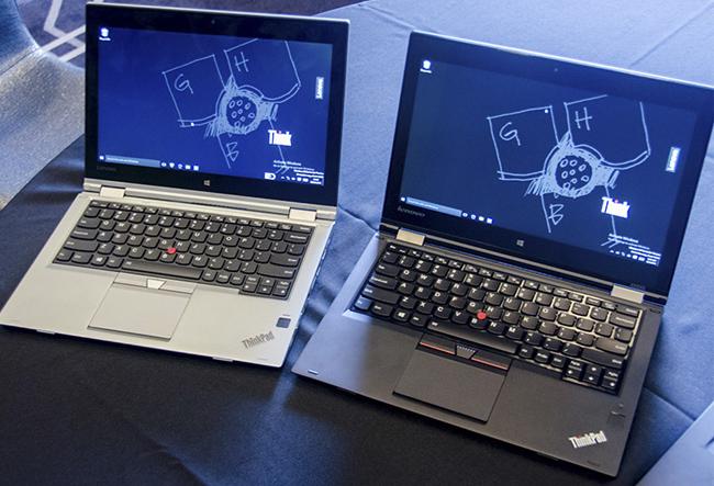 Así lucen los nuevos modelos de Lenovo