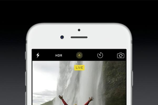 Cámara con la nueva tecnología Live Photos