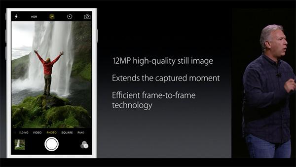 Su aplicación permite compartir la fotografía en las redes sociales