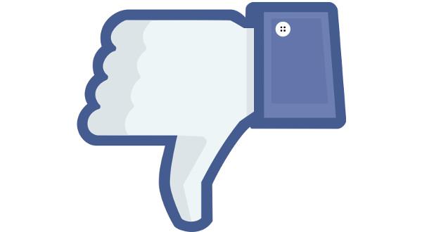Dislikes para todos