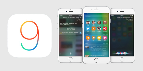 iOS 9 disponible de manera oficial