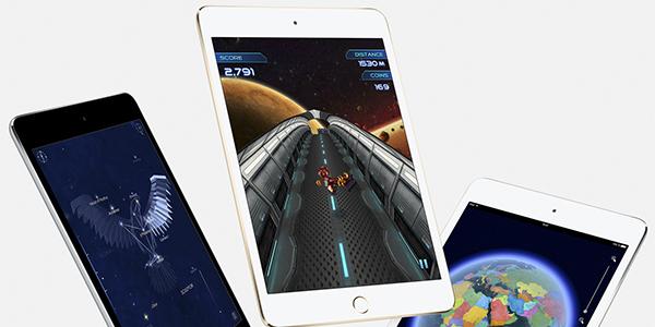 iPad mini 4 ya disponible