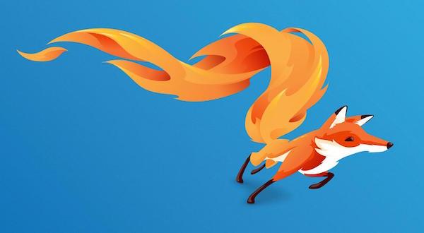 La mascota de Mozilla