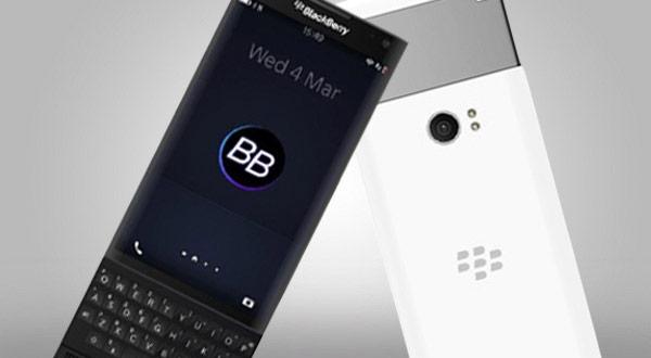 Blackberry Priv es el nombre oficial de Blackberry Venice, el primer terminal de la marca con Android