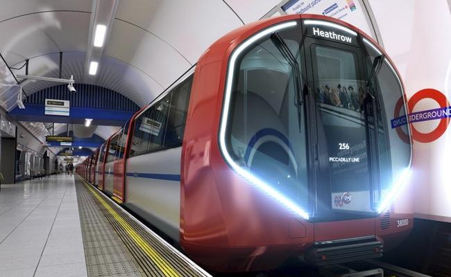 En Londres apuestan por un metro más ecológico y eficiente