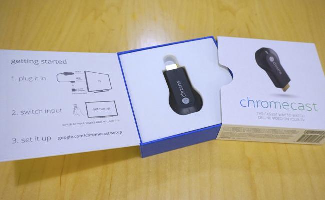 Chromecast, el brazo de Google en nuestro hogar