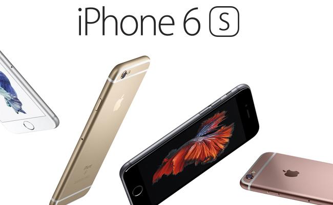 El iPhone 6s desembarca en España el 9 de octubre