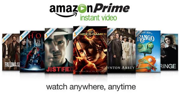 Amazon Prime Videos es el servicio online de Amazon de alquiler de películas