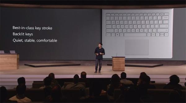 Un teclado basado en la tecnología Surface Pro que hará las delicias de todos