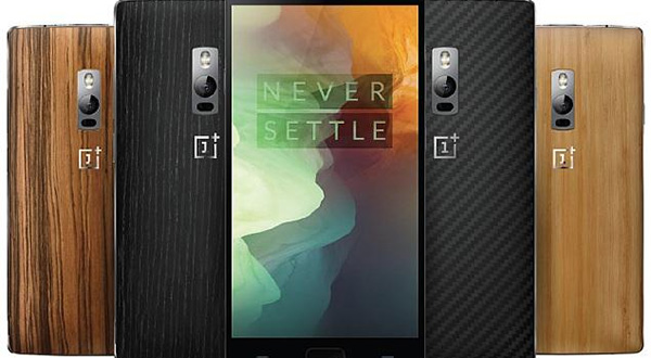 Aquí podemos ver las distintas carcasas intercambiables que dispondrá de inicio el OnePlus 2