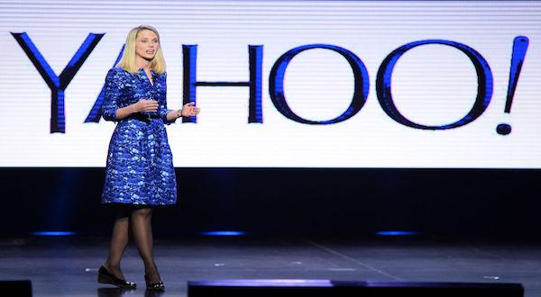 Marisa Mayer, la CEO de Yahoo!