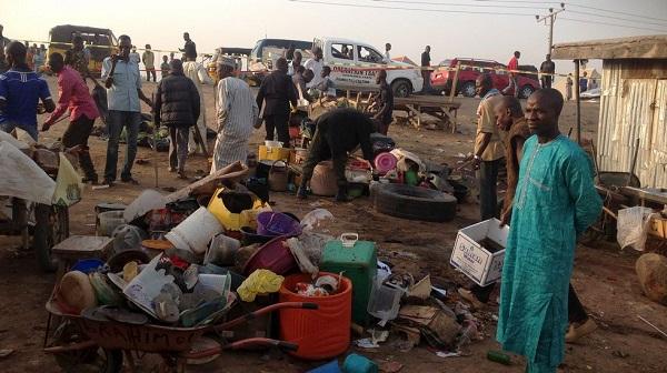 El atentado dejó unos 32 muertos