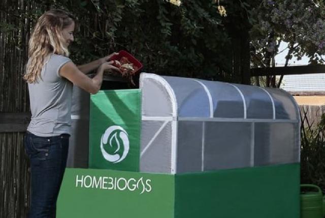 Hacer nuestro propio biogas casero será más fácil si sale adelante este crowdfunding