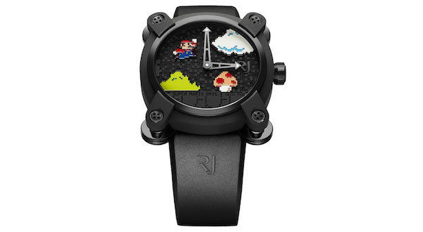 Así luce Romain Jerome Super Mario Bros