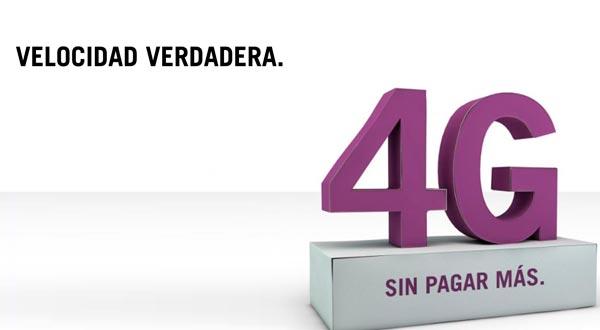 Yoigo invertirá 25 millones de euros en llevar su cobertura 4G al 80% de la población española