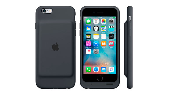 Apple presenta la Smart Battery Case, la funda con batería extra para nuestro iPhone