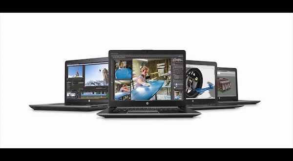 HP trae nuevos modelos de sus ZBooks